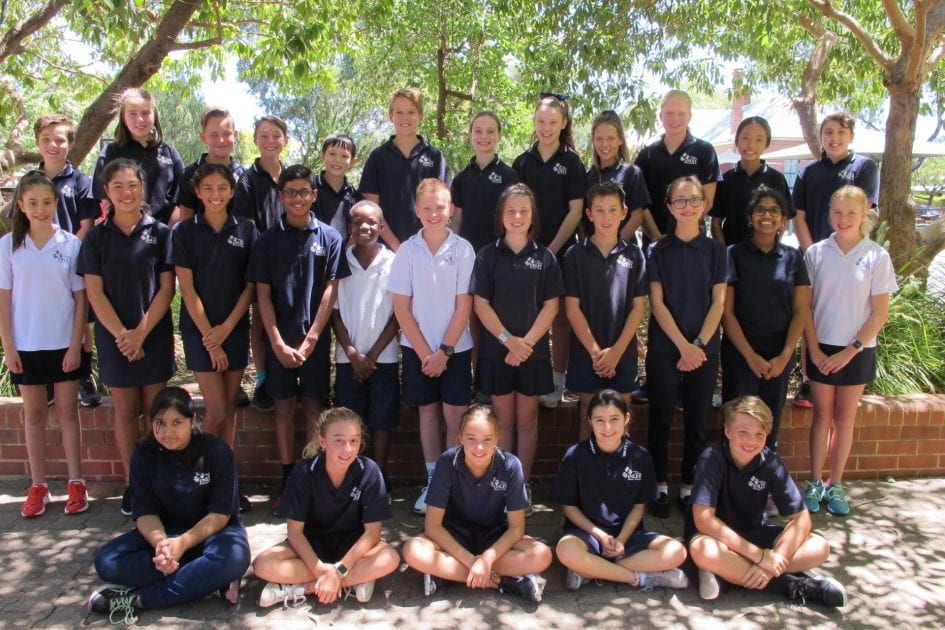 Introducing our 2019 Student Leadership Team – Unley Primary
